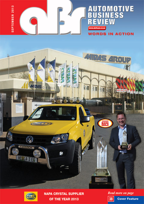 Automotive Business Review September 2013