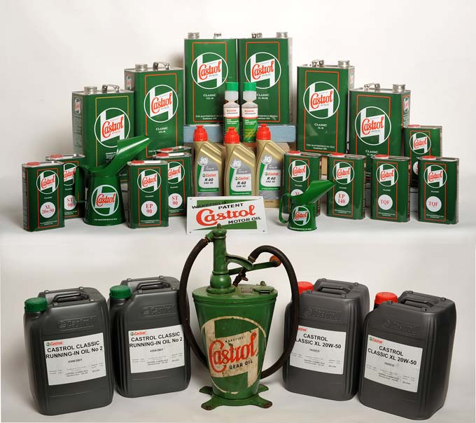 The Castrol Classic sole importers in South Africa are