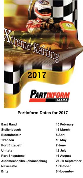 Partinform dates 2017
