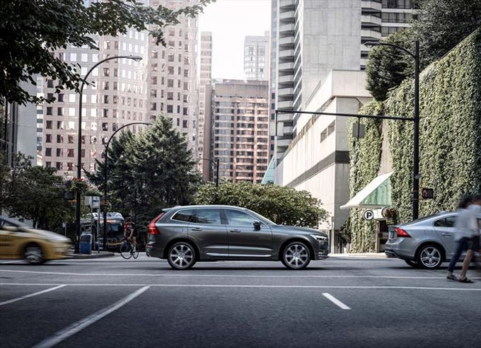 Volvo XC60 Named World Car of the Year 2018
