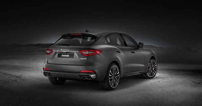 World Premiere for Maserati Levante Trofeo at the 2018 New York International Auto Show