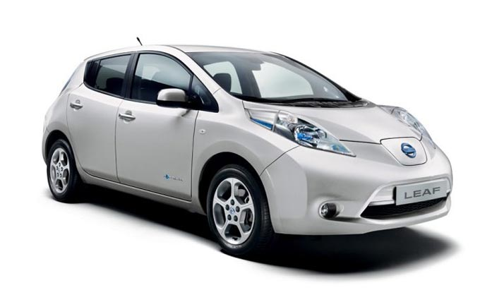 Nissan Leaf – 2018 World Green Car