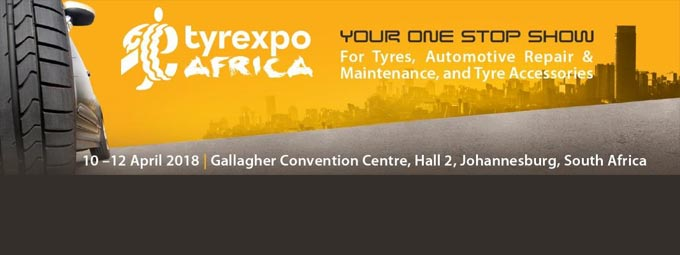 Tyrexpo Africa 2018: Revitalising Africa's tyre and automotive communities through new business opportunities
