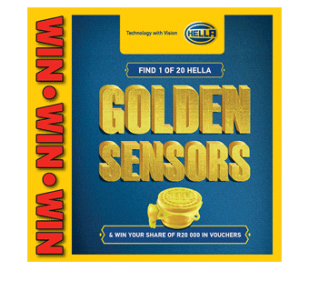Golden Sensor Campaign -  Click for info