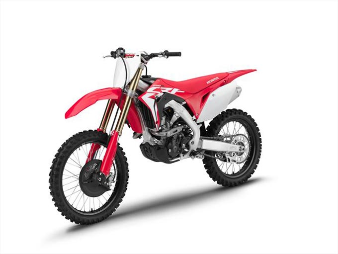 Honda Motorcycles Southern Africa is proud to announce the arrival of the 2019 CRF250R