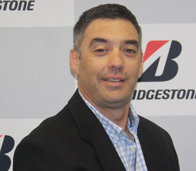 Bridgestone SA Small Medium & Large Fleet Executive Vernon Slack