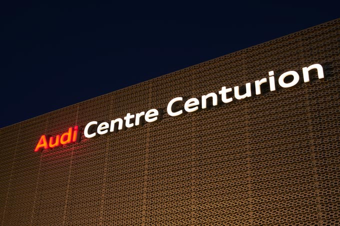 Audi Centre Centurion gets a state-of-the-art upgrade
