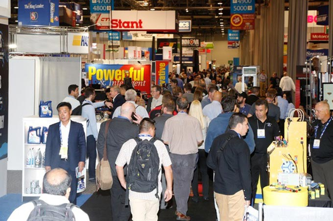 The latest new products and innovations from 2,511 exhibiting companies were on display for attendees at AAPEX 2018 in Las Vegas.