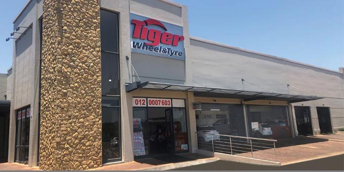 New Tiger Wheel & Tyre Opens at Woodlands Mall, Pretoria