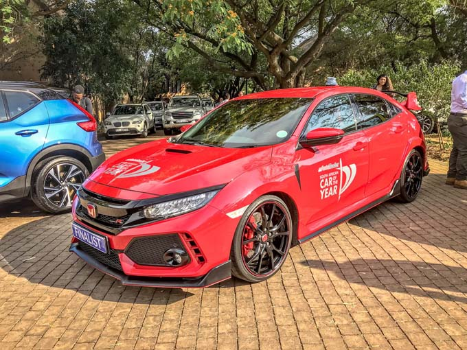 Category finalists announced for AutoTrader SA Car of the Year competition
