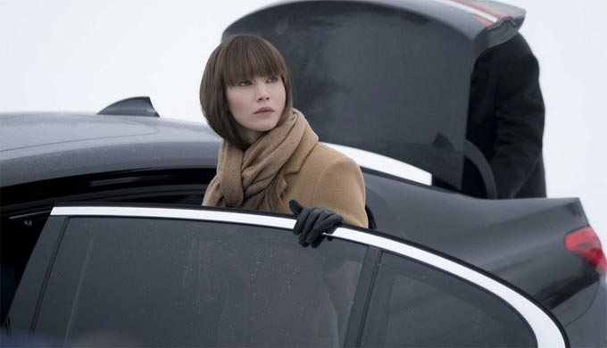 Red Sparrow: BMW 7 Series makes iconic appearance in gripping new movie. BMW is exclusive automotive partner of the spy thriller from 20th Century Fox Film.