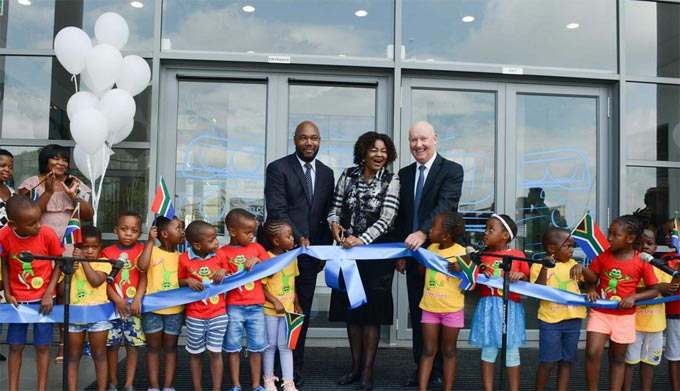 BMW Plant Rosslyn opens new Training Academy