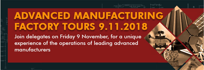 Advanced Manufacturing and Composites Show - Factory Tours Available