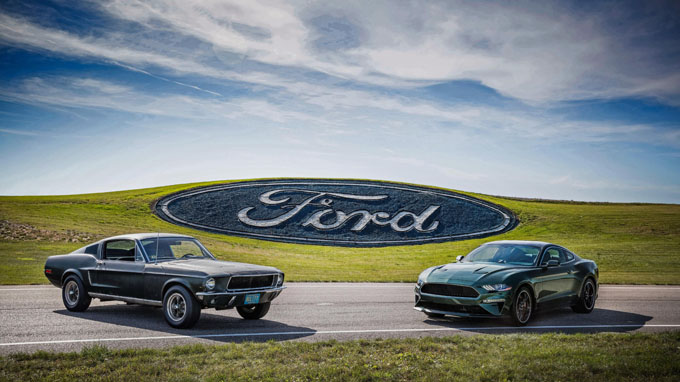 The New Special Edition Mustang Bullitt vs The Iconic Original