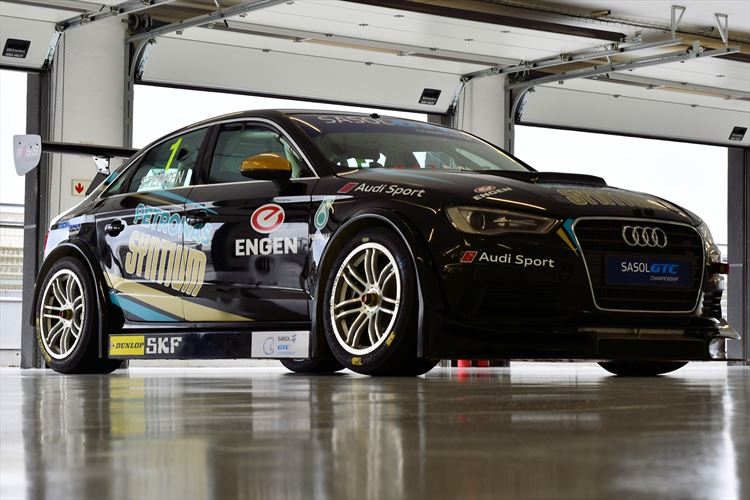 Audi South Africa partners with Terry Moss Racing