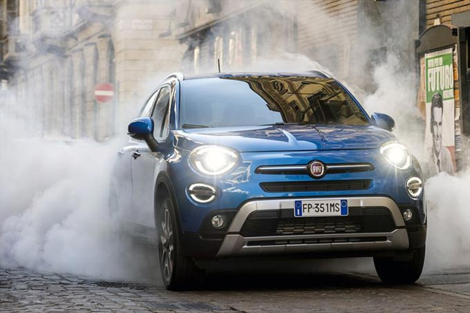 The prestigious Key Award 2018 presented to the short movie which launched the new Fiat 500X