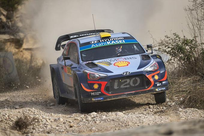Hyundai Motorsport races for WRC titles in final 2018 showdown Down Under