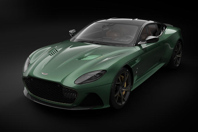 Q by Aston Martin: 'DBS 59' marks legendary 1959 Le Mans win