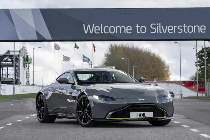 Aston Martin's vehicle dynamics team ready to move up a gear at new Silverstone base