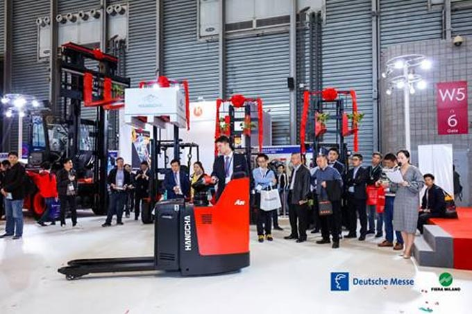 Deutsche Messe takes over majority of LET China logistics fair