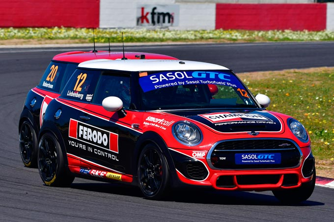Signature Motorsport MINI team heading to happy place for GTC2 finale