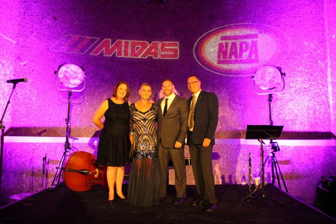 MIDAS celebrates Franchisee of the Year Awards in Lisbon, Portugal