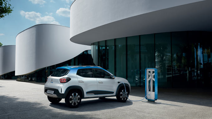 Groupe Renault announces new, affordable electric vehicles and shares vision for new mobility experience