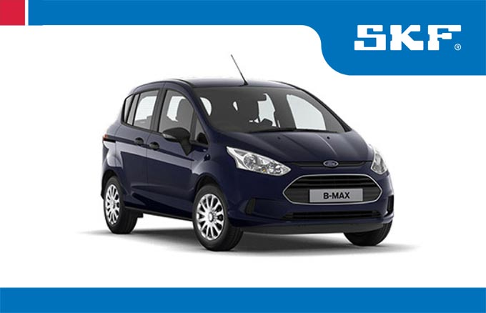 SKF Product Information - Ford B-Max