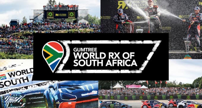 World RX of South Africa and Gumtree stick together for second year in a row