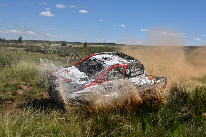 Scenic Berg 400 in Champagne valley to test cross country competitors