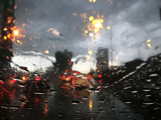 Responsible driving in wet weather: How much do you actually know?