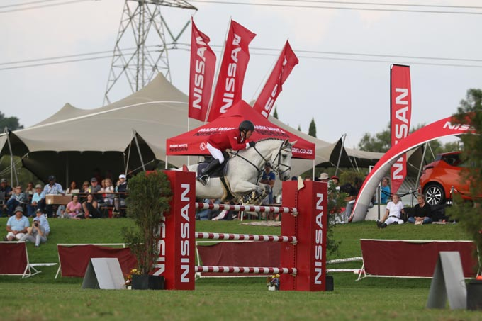 Nissan Easter Festival: 10 years of equestrian excellence!