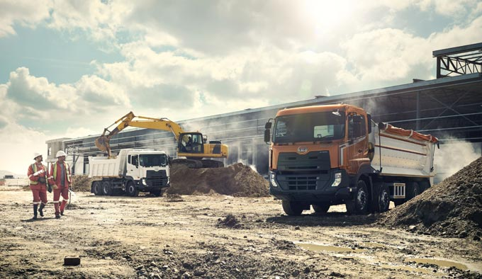 UD Trucks adds two new truck ranges to family