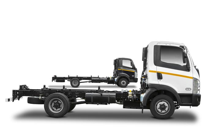 Two derivatives make up the Ultra range – the Ultra 814 and the longer, extended wheelbase Ultra 1014, the latter engineered to carry a six-ton payload and introduced to South Africa specifically for customers who need to move high volumes of cargo without having to resort to an aftermarket modification.