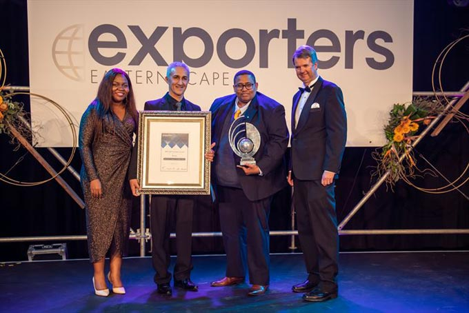 Ford Struandale Engine Plant Earns Job Creation and Environmental Awards from Exporters Eastern Cape