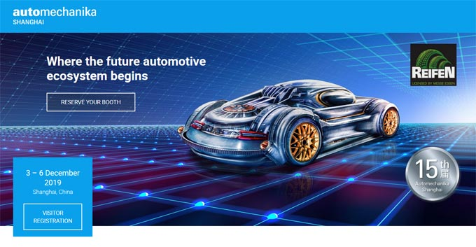 Automechanika Shanghai 2019 helps industry players compete in the new aftermarket game