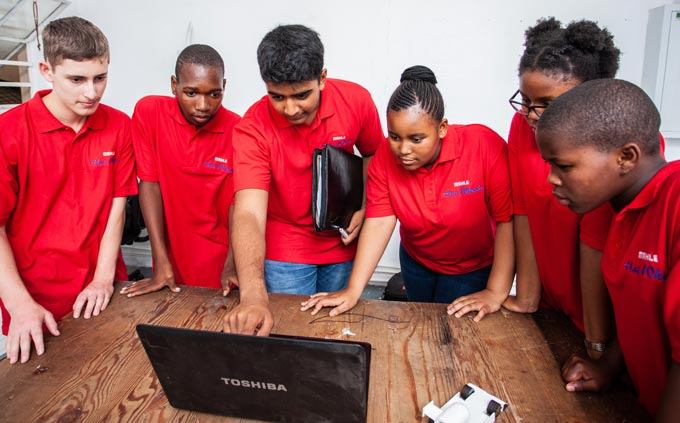 Future F1 engineers cultivated in Durban