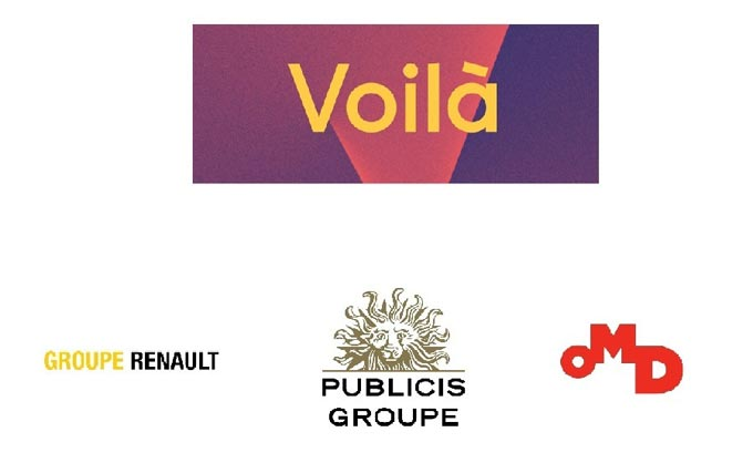 Renault, Publicis, OMD launch new era of collaboration: in a word, Voilà.