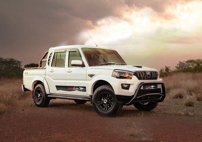 Mahindra responds to success of Karoo Edition with S10 Karoo Pik Up
