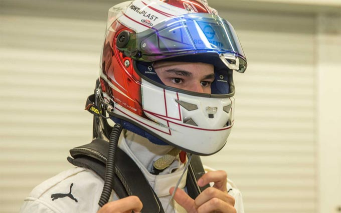 Sheldon van der Linde completes 2019 BMW DTM driver line-up as the first South African in the DTM.