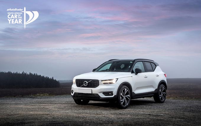 Volvo Cars SUV line-up helps them celebrate successes in 2018