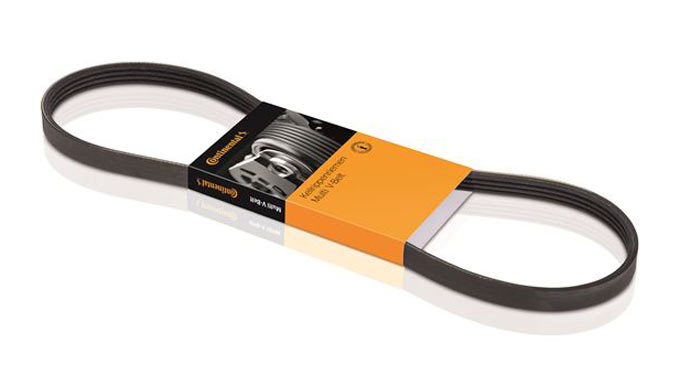 Continental Launches Brand Name Change for ram Automotive Fan Belts and Multi-V Belts