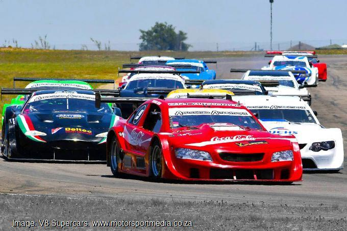 Racing returns to Kyalami Festival