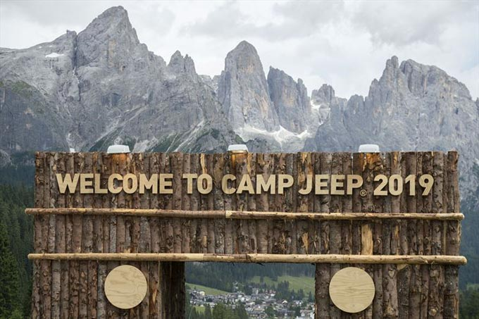 Camp Jeep® 2019: Jeep and Mopar brands joined forces for a record-breaking edition
