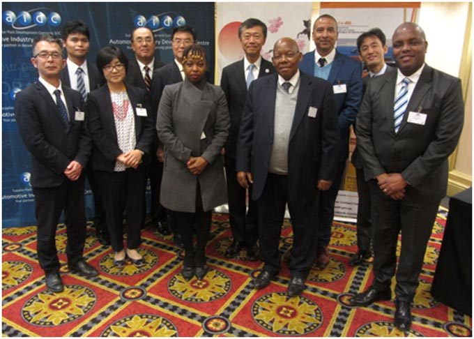 Japanese philosophy impacts positively in South Africa