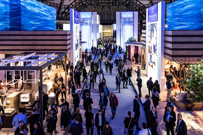 Messe Frankfurt continues to grow