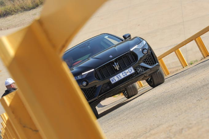 Maserati South Africa launches driver training programme