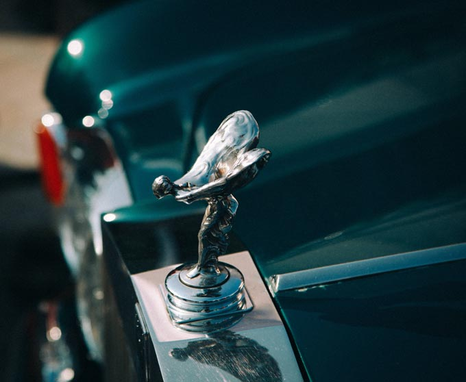 Celebrating Rolls Royce: the hidden tragedy behind the emblem