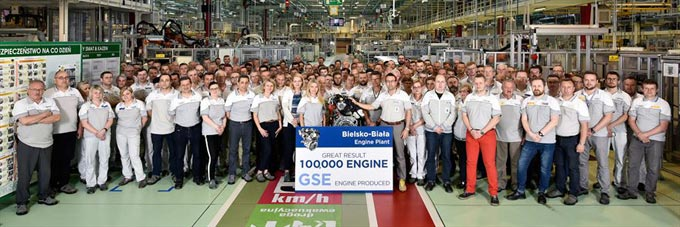 One Hundred-Thousand FireFly Turbo Engines Made