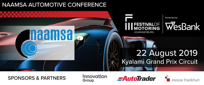 NAAMSA Automotive Conference bookings now open